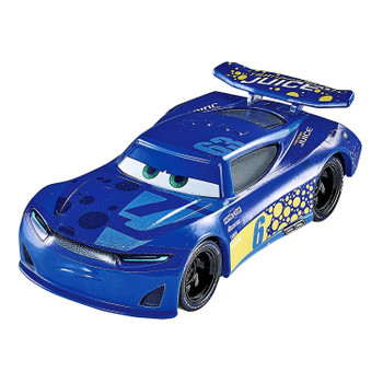Disney Pixar Cars 3: BUBBA WHEELHOUSE 1:55 scale die-Cast vehicle features authentic styling, big personality details and wheels that roll.