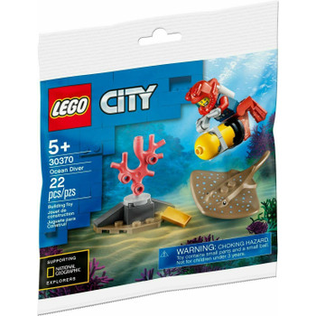 LEGO City 30370: Ocean Diver