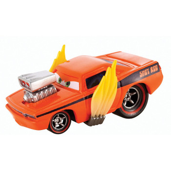 Disney Pixar Cars 1:55 scale die-cast vehicles feature authentic styling, big personality details and wheels that roll.