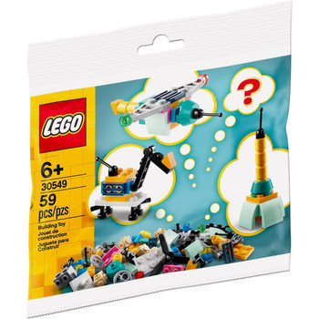 LEGO 30549: Build Your Own Vehicles - Make It Yours (Polybag)