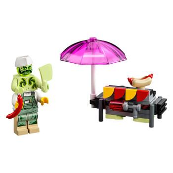 LEGO Hidden Side 30463: Chef Enzo's Haunted Hotdogs