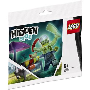 LEGO Hidden Side 30463: Chef Enzo's Haunted Hotdogs (Polybag)
