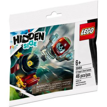LEGO Hidden Side 30464: El Fuego's Stunt Cannon (Polybag)