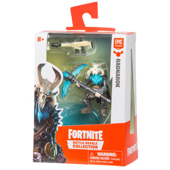 The Fortnite Battle Royale Collection features pocket-sized 2 inch (5.5 cm) figures suitable for building a real-life locker of all your favourite characters. From rare outfits to fan favourites, the Battle Royale Collection goes deep.