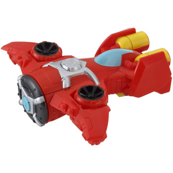 Designed with Easy 2 Do conversion preschoolers can do, this figure makes a great gift. With 1 easy step, kids can convert this Rescue Bots Academy toy from a robot to a vehicle.