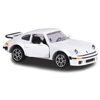 Authentically styled Porsche 934 RSR in white by Majorette.