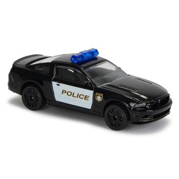 Majorette Ford Mustang GT Police Interceptor