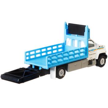 Matchbox Real Working Rigs - GMC 3500 Attenuator Truck