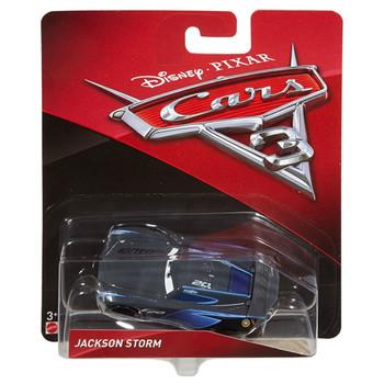 Disney Pixar Cars 3: JACKSON STORM 1:55 Scale Die-Cast Vehicle