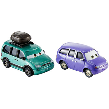 Disney Pixar Cars 3: MINNY & VAN 1:55 Scale Die-Cast Vehicle 2-Pack