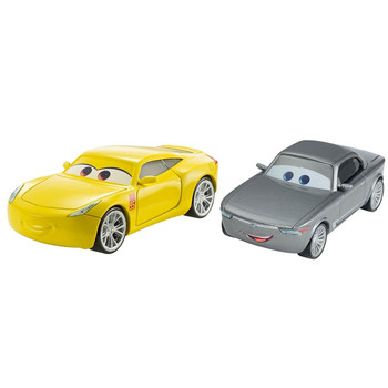 Disney Pixar Cars 3: STERLING & CRUZ RAMIREZ 1:55 Scale Die-Cast Vehicle 2-Pack