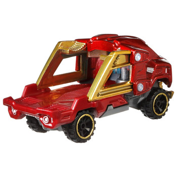 Hot Wheels Marvel Avengers Infinity War HULKBUSTER 2.0 1:64 Scale Die-Cast Character Car