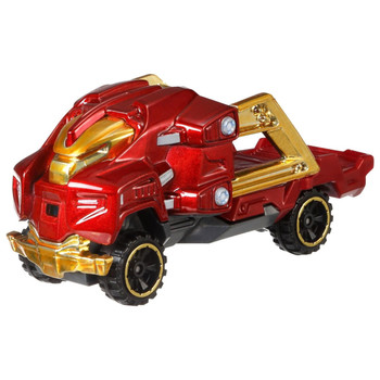 Hot Wheels Marvel Avengers Infinity War HULKBUSTER 2.0 1:64 Scale Die-Cast Character Car
