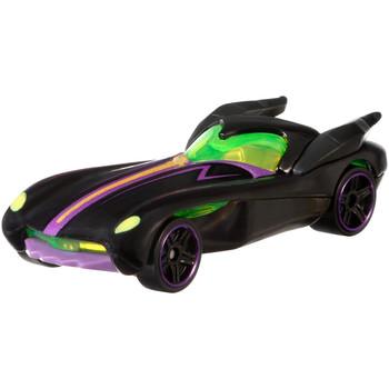 Hot Wheels Disney's Sleeping Beauty MALEFICENT 1:64 Scale Die-Cast Character Car