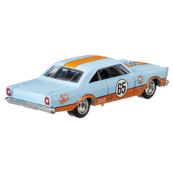 Hot Wheels 50th Anniversary Favorites '65 FORD GALAXIE 1:64 Scale Die-Cast Vehicle