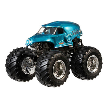Hot Wheels Monster Jam N.E.A. POLICE 1:64 Scale Die-Cast Truck