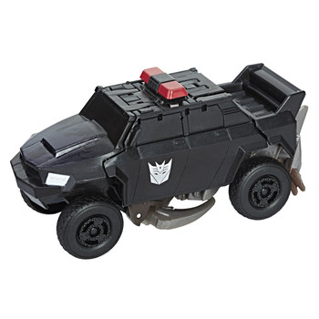 Transformers The Last Knight DECEPTICON BERSERKER 1-Step Turbo Changer