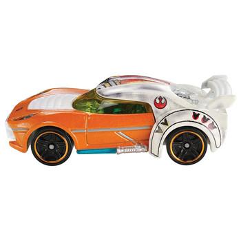 Hot Wheels Star Wars LUKE SKYWALKER (X-Wing Pilot) 1:64 Scale Die-Cast Character Car