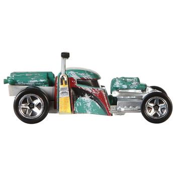 Hot Wheels Star Wars BOBA FETT 1:64 Scale Die-Cast Character Car