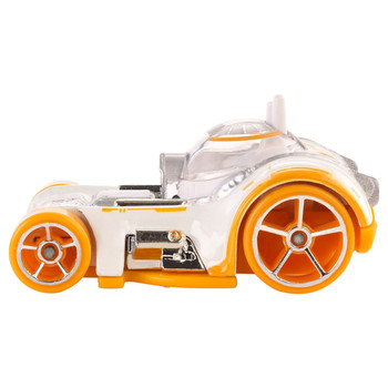 Hot Wheels Star Wars BB-8 1:64 Scale Die-Cast Character Car