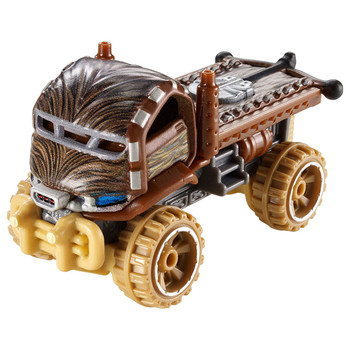 Hot Wheels Star Wars CHEWBACCA 1:64 Scale Die-Cast Character Car