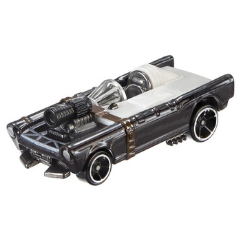 Hot Wheels Star Wars HAN SOLO 1:64 Scale Die-Cast Character Car