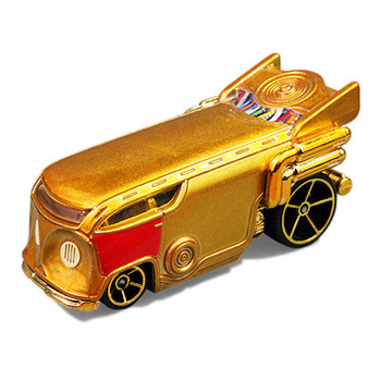 Hot Wheels Star Wars C-3PO (The Force Awakens) 1:64 Scale Die-Cast Character Car