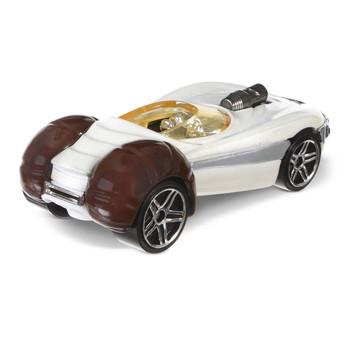 Hot Wheels Star Wars PRINCESS LEIA 1:64 Scale Die-Cast Character Car