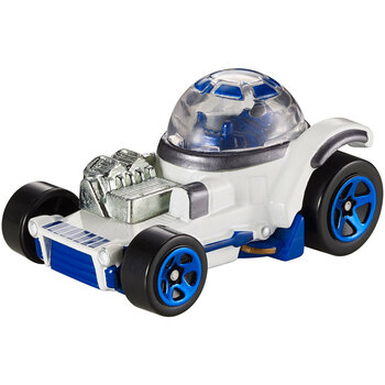 Hot Wheels Star Wars R2-D2 1:64 Scale Die-Cast Character Car