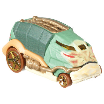 Hot Wheels Star Wars JABBA THE HUTT 1:64 Scale Die-Cast Character Car