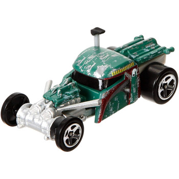 Hot Wheels Star Wars BOBA FETT & BOSSK 1:64 Scale Die-Cast Character Cars