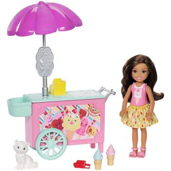 Barbie Club Chelsea ICE CREAM CART Playset