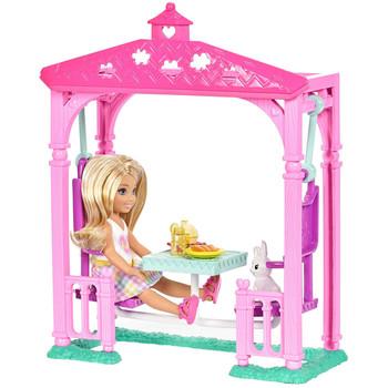 Barbie Club Chelsea PET PICNIC GAZEBO Playset