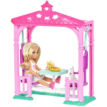 Barbie Club Chelsea PET PICNIC GAZEBO Playset