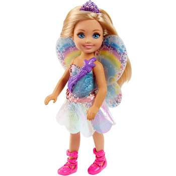 Barbie Dreamtopia Chelsea Fairytale Dress-Up Doll and Fashions