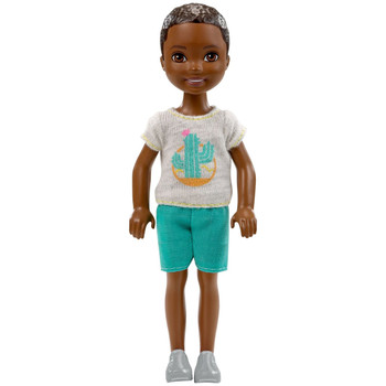 Barbie Club Chelsea Boy Doll with Cactus Top