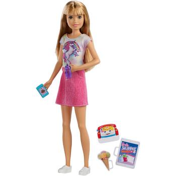 Barbie Skipper Babysitters Inc. Blonde Doll with Rainbow Unicorn Top