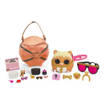 L.O.L. Surprise! - Eye Spy Series - M.C. HAMMY Biggie Pet Hamster