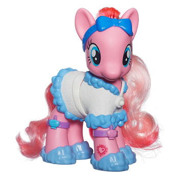 "My Little Pony Cutie Mark Magic PINKIE PIE (Spa Day) 6"" Fashion Style Pony"