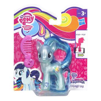 My Little Pony Explore Equestria APPLEJACK Figure with Headband B4815