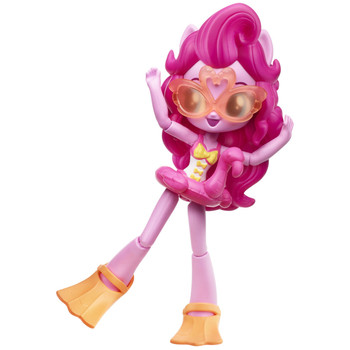 My Little Pony Equestria Girls PINKIE PIE Beach Collection Minis Doll