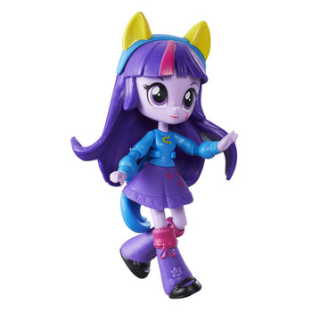 My Little Pony Equestria Girls TWILIGHT SPARKLE Minis Doll