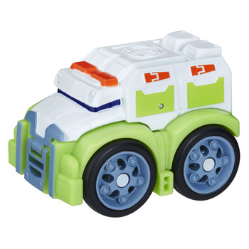 Transformers Rescue Bots Flip Racers MEDIX the Doc-Bot