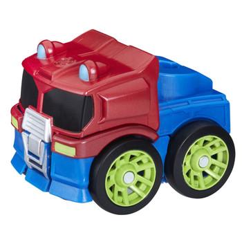 Transformers Rescue Bots Flip Racers OPTIMUS PRIME