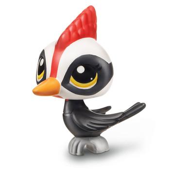 Littlest Pet Shop Get The Pets #3571 Woodpecker