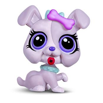 Littlest Pet Shop Get The Pets #3746 TINSLEY BULMAN the Bulldog