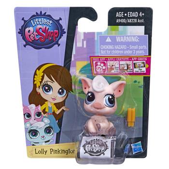 Littlest Pet Shop Get The Pets #3744 LOLLY PINKINGTON the Pig