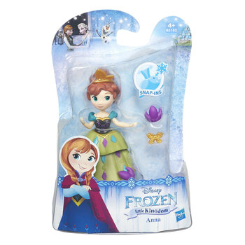Disney Frozen Little Kingdom ANNA Doll