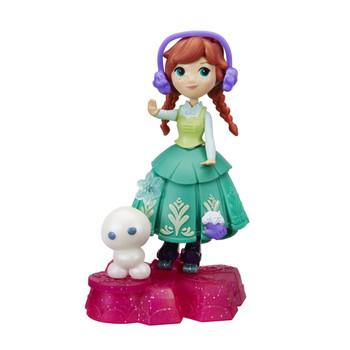 Disney Frozen Little Kingdom Glide 'N Go ANNA Doll