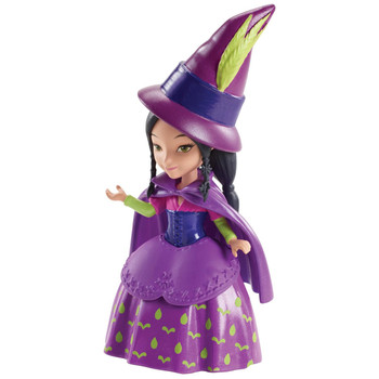 """Sofia the First LUCINDA the Witch 3"""" Doll"""